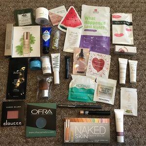 Other - *Huge* Lot designer makeup samples/products-new!